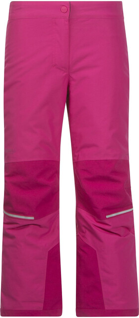 Bergans Kids Storm Insulated Pants Hot Sosa/Cerise